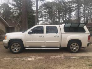 2013 GMC Sierra 1/2 ton WHITE DIAMOND EDITION